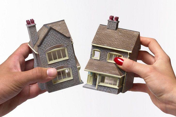 Как поделить приватизированную квартиру