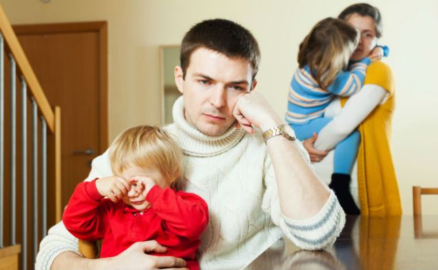 Развод через суд с ребенком и без детей