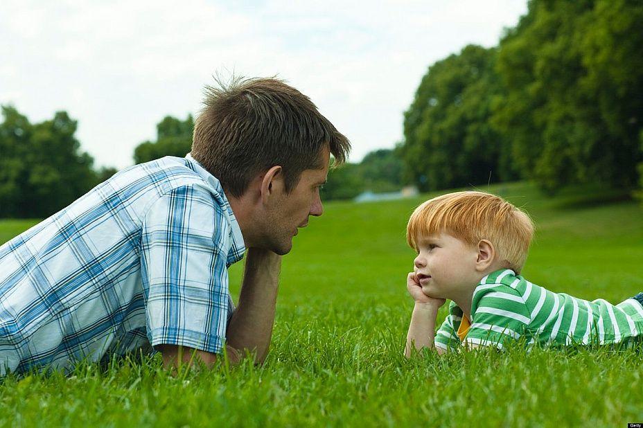 Право отца на общение с ребенком